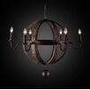 Kosas Home Senecal 6 Light Candle Pendant