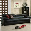 Creative Furniture Savoy Leather Sofa