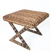 BirdRock Home Seagrass Stool