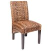 BirdRock Home Seagrass Side Chair (Set of 2)