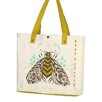 <strong>Sarah Watts</strong> Bee Shopping Tote