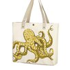 <strong>Sarah Watts</strong> Octopus Shopping Tote