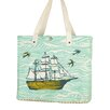 <strong>Ocean Shopping Tote</strong> by Sarah Watts