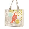 <strong>Sarah Watts</strong> Owl Shopping Tote
