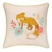 Sarah Watts Fox Park Printed Reversible Pillow