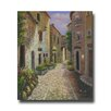 <strong>Through The Alleys Oil Painting</strong> by Direct Art Australia