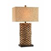 "Stein World Beacon 30"" H Table Lamp with Rectangle Shade"