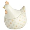 <strong>KitchenCraft</strong> Classic Chicken Shaped Egg Storage Jar