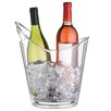 Bar Craft Clear Acrylic Drinks Pail / Wine Cooler by KitchenCraft