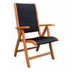 <strong>Royal Tahiti Balau Multi-Position Folding Patio Chair (Set of 2) (S...</strong> by International Caravan