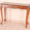 <strong>International Caravan</strong> Windsor Hand Carved Console Table