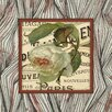 <strong>Obvious Place</strong> Vintage Rose Advertised Graphic Art on Canvas in Multi