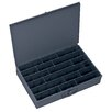 <strong>Durham Manufacturing</strong> Primed Colled Rolled Steel Large Adjustable Compartment Box