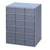 """Durham Manufacturing Prime Cold 21.25"""" H x 17.25"""" W x 11.62"""" D Vertical Cabinet"""