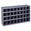 "<strong>19.25"" H x 33.75"" W x 12"" D Opening Parts Bin Cabinet</strong> by Durham Manufacturing"