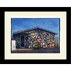Graffitee Studios Coastal Townsend Lobster Co. Framed Photographic Print