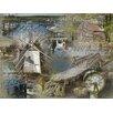 Graffitee Studios Cape Cod Time Stands Still - Sandwich Photographic Print on Canvas
