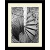 Graffitee Studios Lighthouse Steps to The Light Framed Photographic Print