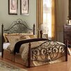 Kingstown Home Monterey Graceful Scroll Bed
