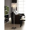 <strong>Cortona 3 Light Crystal Floor Lamp</strong> by Kingstown Home