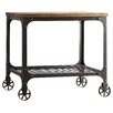 Kingstown Home Vienna Rectangle Industrial End Table