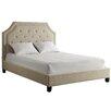 Kingstown Home Somerby Upholstered Platform Bed I