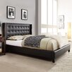 Kingstown Home Mackenna Wingback Platform Bed
