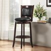 "Kingstown Home Ardenwood 29"" Swivel Bar Stool"