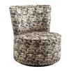 Kingstown Home Alfosa Swivel Accent Chair II