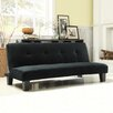 Kingstown Home Bellora Tufted Convert-A-Couch Convertible Sofa Bed