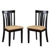 Kingstown Home Jeannette Side Chair (Set of 2)