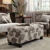 <strong>Kendrick Fabric Storage Bench</strong> by Kingstown Home