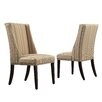 <strong>Eris Wingback Parsons Chair (Set of 2)</strong> by Kingstown Home