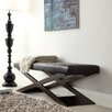 Kingstown Home Silvestre Entryway Bench I