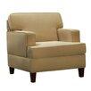 Kingstown Home Lauder Microfiber Arm Chair