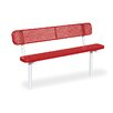 <strong>Victory Perforated Steel Park Bench</strong> by Anova