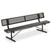 <strong>Victory Steel Picnic Bench</strong> by Anova