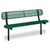 <strong>Victory Steel Park Bench</strong> by Anova
