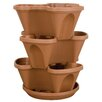 <strong>Mini/Hanging Stack-A-Pot Planter</strong> by Akro-Mils Lawn & Garden