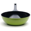 "<strong>12"" Green Earth PTFE and PFOA-Free Wok</strong> by Ozeri"