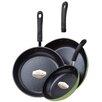 Ozeri 3-Piece Green Earth Frying Pan Set