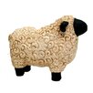 Craft Outlet Country Papier Mache Sheep Collectible Figurine