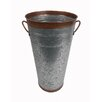 Craft Outlet Container Bucket Round Planter