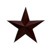 <strong>Craft Outlet</strong> Barn Stars Wall Decor (Set of 2)
