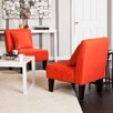 Holly & Martin Purban Slipper Chairs (Set of 2)