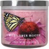 Candle-lite Wildflower Meadow 3 Wick Jar Candle