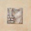 Benjamin Parker Galleries Belief I Original Painting on Canvas