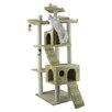 "<strong>Armarkat</strong> 74"" Classic Cat Tree in Beige"