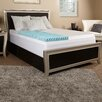 "<strong>Comfort Blend</strong> 4"" Textured Memory Foam Mattress Topper"