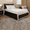 """Luxury Solutions 8"""" Gel Memory Foam Mattress"""